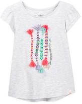 Lucky Brand Friendship Bracelet Tank (Toddler Girls)