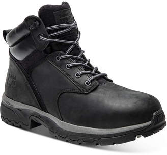 "Timberland Men Jigsaw Pro 6"" Steel Toe Boots Men Shoes"