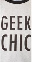 Glamorous Geek Chic Sweatshirt