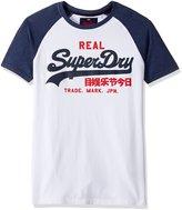 Superdry Men's Vintage Logo Raglan Tee