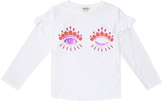 Kenzo Kids Cotton jersey T-shirt