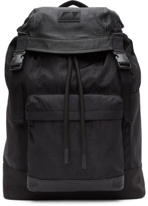 Diesel Black Vyskio Backpack