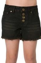 O'Neill Girl's 'Shiloh' Cutoff Denim Shorts