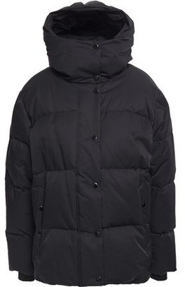 Rag & Bone Leonard Quilted Cotton-blend Hooded Jacket