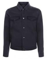 Jaeger Cotton Twill Short Jacket