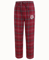 Concepts Sport Men's Texas A & M Aggies Ultimate Flannel Sleep Pants