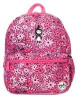 Babymel Zip & Zoe Junior Backpack - Floral Pink