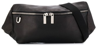 Rick Owens Zipped Belt Bag
