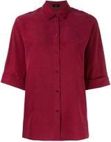 Joseph plain shirt - women - Silk - 38