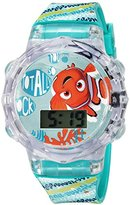 Disney Girl's Quartz Plastic Casual WatchMulti Color (Model: NEMKD16002FL)