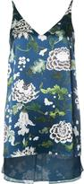 ADAM by Adam Lippes floral print camisole top