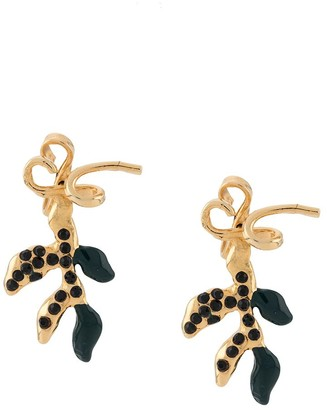 Marni Abstract-Shape Post-Back Earrings