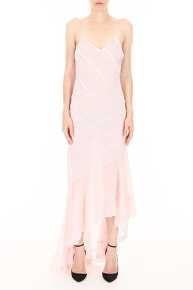 Philosophy di Lorenzo Serafini Asymmetric Long Dress