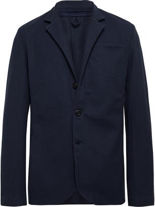 Hamilton And Hare Journeyman Cotton-Pique Jacket