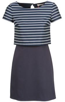 Naf Naf KOTEK women's Dress in Blue