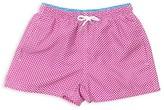 98 Coast Av Boys' Dot Swim Trunks - Little Kid, Big Kid