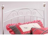 Hillsdale Furniture Hillsdale Emily Panel Headboard W/ Rails - Twin