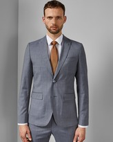 Ted Baker GULLJ Debonair stripe wool suit jacket