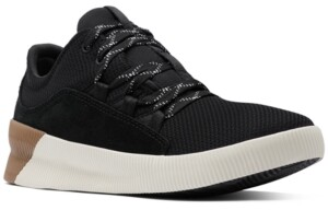 Sorel Women's Out N About Plus Lace-Up Sneakers Women's Shoes