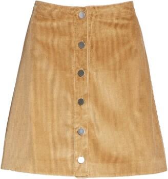 Prewit Corduroy Skirt