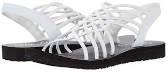 Skechers Meditation (Black/Black) Women's Sandals