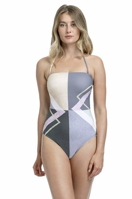 Gottex Women's Bandeau One Piece Swimsuit