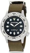 Freestyle Unisex 10019173 Ballistic Dive Analog Display Japanese Quartz Black Watch