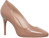 Kurt Geiger Ellie Court Shoes, Nude