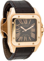 Cartier Santos 100 Watch