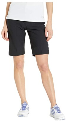 adidas Club Bermuda Shorts (Black) Women's Shorts