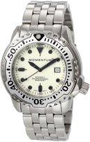 Momentum Men's 1M-DV82W0 Storm II Dial Steel Bracelet Watch