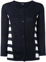 Armani Jeans striped cardigan