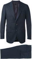 Caruso two piece suit - men - Wool/Viscose - 46