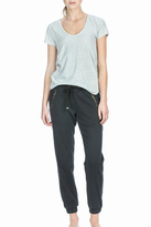 Lilla P Black Jogger Pants