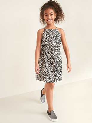 Old Navy Cinched-Waist Cami Dress for Girls
