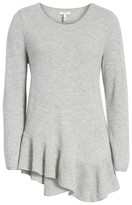 Joie Women's Tambrel N Wool & Cashmere Asymmetrical Sweater Tunic