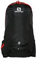 Salomon Trail 20 Rucksack Black/bright Red