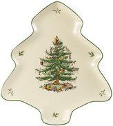 Spode Serveware, Christmas Tree Shaped Platter