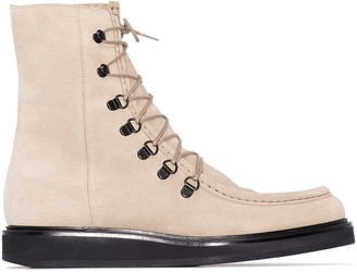 LEGRES College suede ankle boots