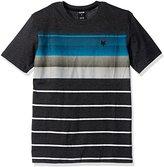 Zoo York Men's Short Sleeve Vertigo Crew Knit Shirt