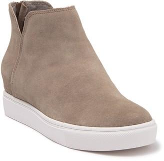 Steve Madden Claud Suede Wedge Sneaker