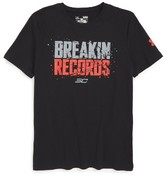 Under Armour Boy's Breaking Records Heatgear T-Shirt
