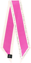 Gucci Blind for Love scarf - women - Silk - One Size
