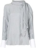 Brunello Cucinelli - striped blouse