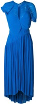 Preen by Thornton Bregazzi Milly flared dress
