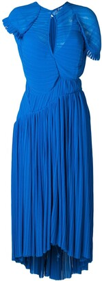 Preen by Thornton Bregazzi Milly flared dress