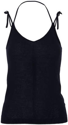 Whistles Knitted Tie Vest
