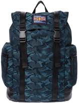 Superdry City Breaker Rucksack Teal