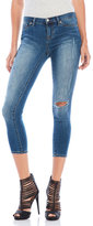 Dittos Taylor Distressed Cropped Skinny Jeans