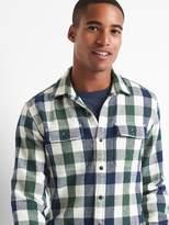 Gap Oversize flannel shirt